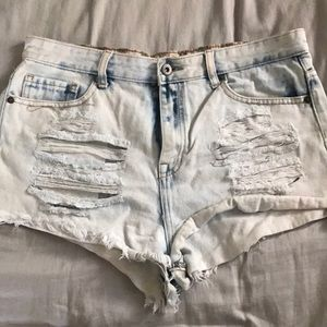 Forever21 cut offs